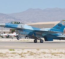 #WA AF 86 0251 F-16C Fighting Falcon by Henry Plumley