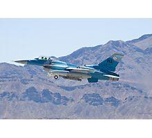 #WA AF 86 0271 F-16C Fighting Falcon Photographic Print