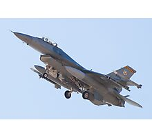 #WA AF 90 0747, F-16C Fighting Falcon Photographic Print