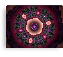 Bejeweled Canvas Print