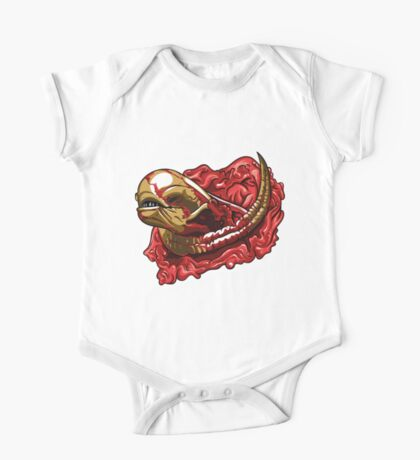 Chestburster  One Piece - Short Sleeve