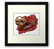 Chestburster  Framed Print