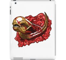 Chestburster  iPad Case/Skin