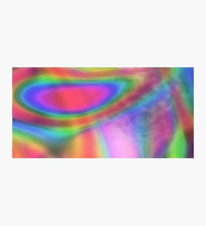 Soft Neon Photographic Print