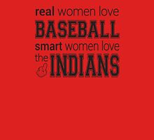 Women's Indians Tshirt Womens Fitted T-Shirt