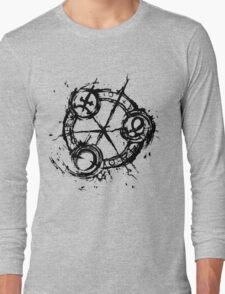 9 (Nine) Ink Source Long Sleeve T-Shirt