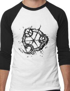 9 (Nine) Ink Source Men's Baseball ¾ T-Shirt