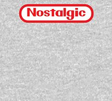 NES Collection : Nostalgic Logo Unisex T-Shirt