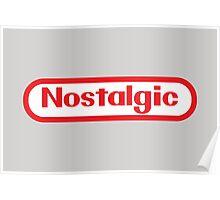 NES Collection : Nostalgic Logo Poster