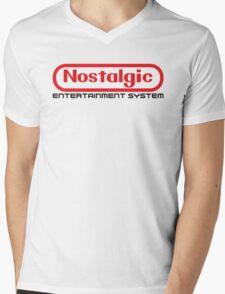 NES Collection : Nostalgic Entertainment System Mens V-Neck T-Shirt