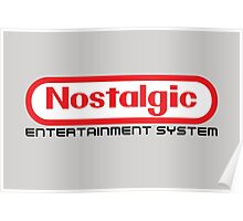 NES Collection : Nostalgic Entertainment System Poster