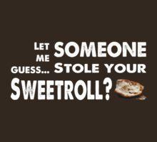 Sweetroll thief