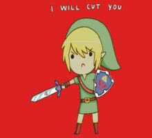 gurl. Link is watchin'. by CatTheRiver
