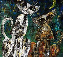 """Dusya and Vasya""  by Elin Bogomolnik"