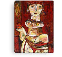 """Dancer""  Canvas Print"