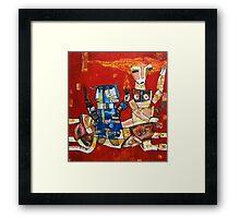 """""""Voyage""""  Framed Print"""