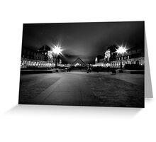 Minuit à Paris Greeting Card