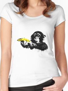 Bad Monkey Women's Fitted Scoop T-Shirt