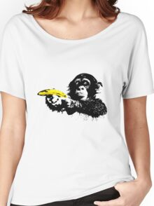 Bad Monkey Women's Relaxed Fit T-Shirt