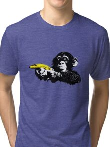 Bad Monkey Tri-blend T-Shirt