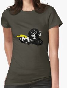 Bad Monkey Womens Fitted T-Shirt