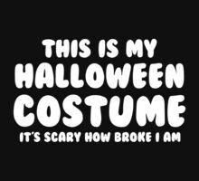 Halloween Costume by RoyTee