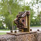 Winding Gear by Aggpup