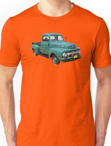 1951 ford F-1 Antique Pickup Truck Unisex T-Shirt