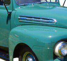 1951 ford F-1 Antique Pickup Truck Sticker