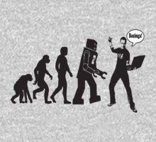 """Bazinga ! Evolution """"Big Bang Theory"""""""