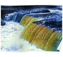 Aysgarth Falls in Wensleydale Poster