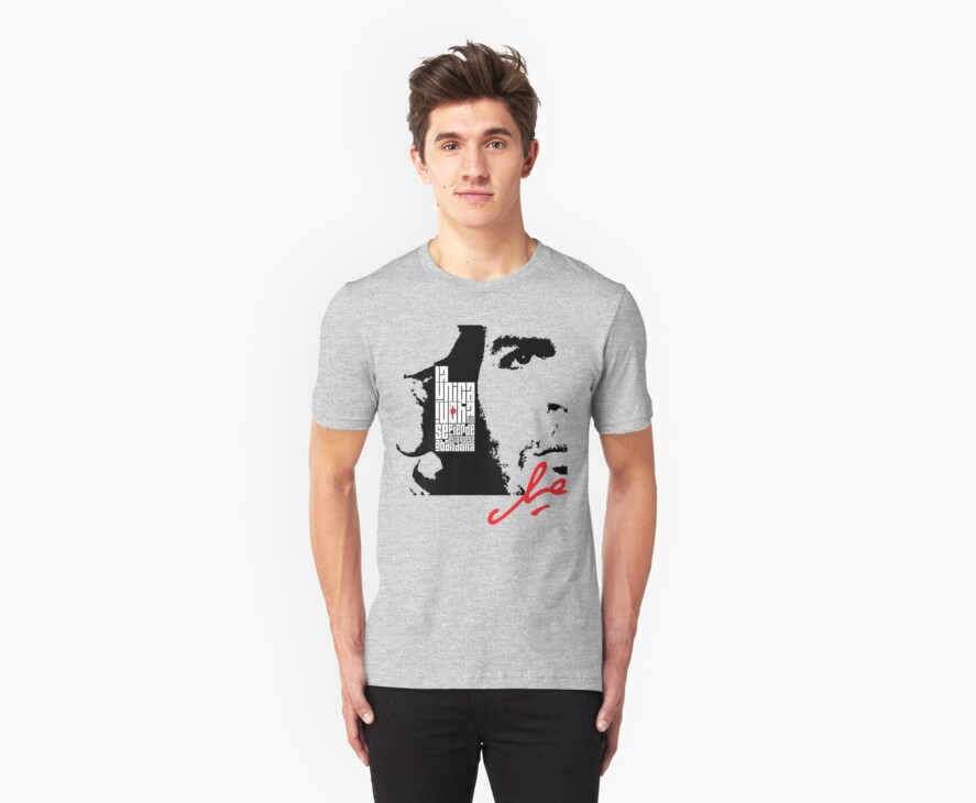El Che Guevara by mqdesigns13