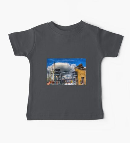 One Canada Square London Baby Tee