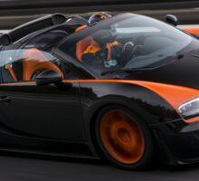 Bugatti Veyron Vitesse WRC Sticker