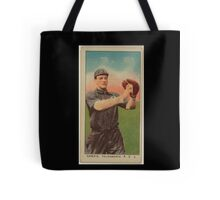 Benjamin K Edwards Collection Danzig Sacramento Team baseball card portrait Tote Bag