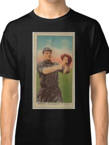Benjamin K Edwards Collection Danzig Sacramento Team baseball card portrait Classic T-Shirt