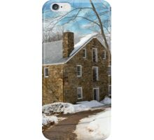 Mill - Cooper grist mill iPhone Case/Skin