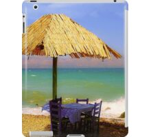 On the Beach iPad Case/Skin