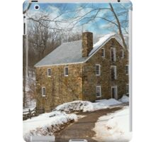 Mill - Cooper grist mill iPad Case/Skin