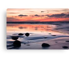Westward Ho! Canvas Print