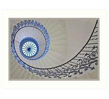 Magic of the Spiral Art Print