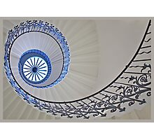 Magic of the Spiral Photographic Print