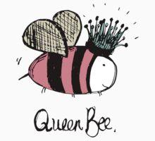 Queen Bee Baby Tee