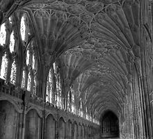 Gloucester Cathedral by kudretk