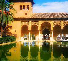 The Magic of Alhambra by EvaMarIza