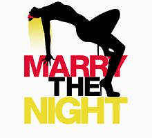Marry The Night Mens V-Neck T-Shirt