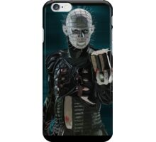 Hell's Lieutenant - Lead Cenobite  iPhone Case/Skin