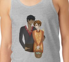 Commission - Roscoe and Bambi   Tank Top