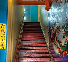 The Ascent • Brisbane • Queensland by William Bullimore