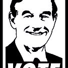 VOTE Ron Paul by HighDesign